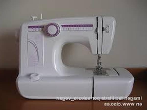 Machine a coudre mac 5 harper