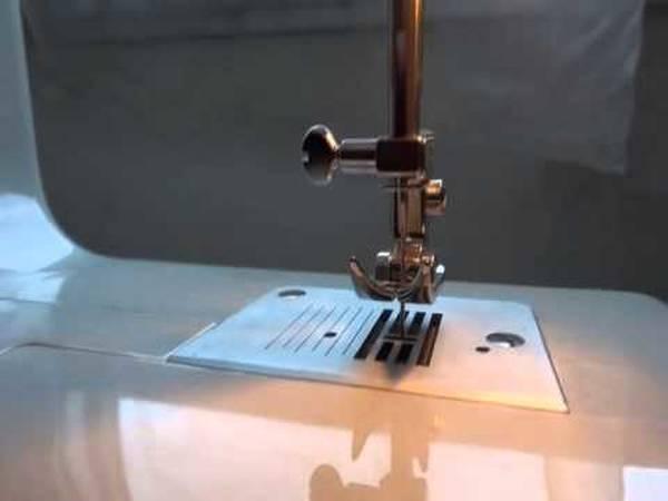 Apprendre a coudre avec une machine