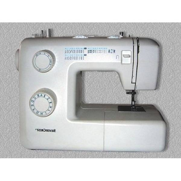 Machine a coudre silvercrest 315501